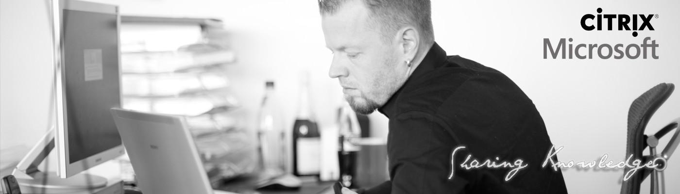 blog – Alexander Ollischer | Citrix | Microsoft